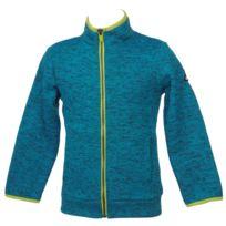 Longboard - Vestes polaire Pol bleu ch polaire cadet Bleu 50668