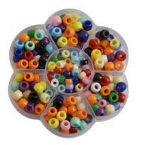 """Vaessen creative - Ensemble De Perles Pour Bracelets """"RAINBOW Loom"""