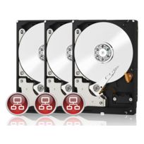 WESTERN DIGITAL - WD Red - 3 x 2 To Pack de 3