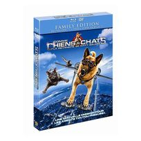 Warner Home Video - Comme Chiens et Chats 2 - La Revanche de Kitty Galore - Combo Blu-Ray + Dvd