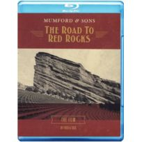 Island - The Road To Red Rocks blu-ray