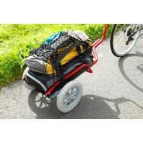Mottez - Chariot pour vélos fixation sous selle A410P