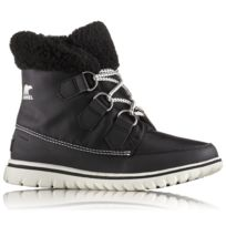 Sorel - Bottine Cozy Carnival Black