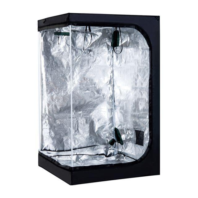 Outsunny chambre de culture hydroponique tente de culture grow box 1 2l x 1 2l x 2h m - Chambre de culture hydroponique ...