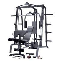 Marcy - Appareil de musculation. Machine et Banc. Deluxe Sm4000