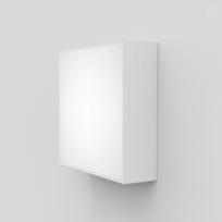 Astro - Applique extérieure carrée Kea 240 Led Ip65 - Blanc
