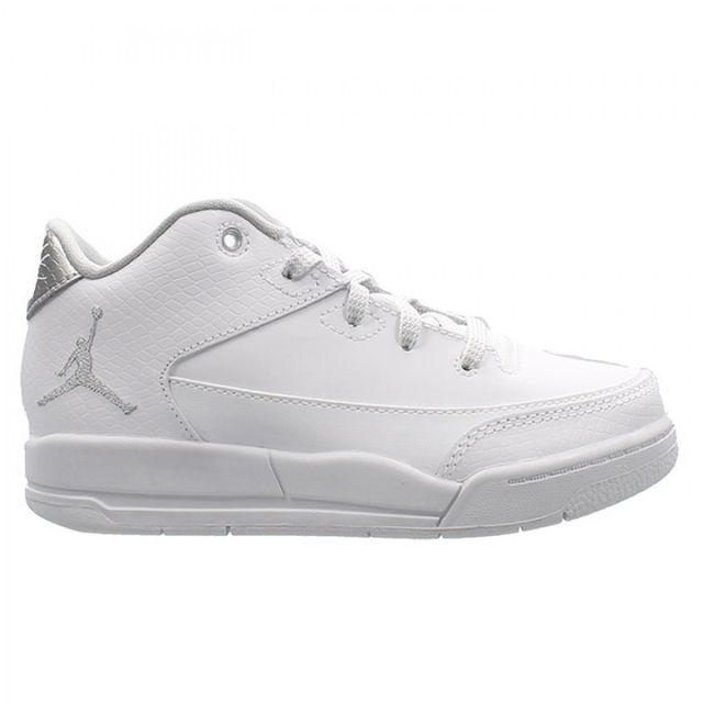 new styles 6fb65 7df69 Nike - Basket Nike Jordan Flight Origin 3 (PS) Blanc 820247-100-