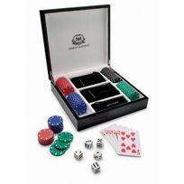 Orientexpress - Coffret jeu de poker bois laqu? Hambourg Orient Express ? 11000600