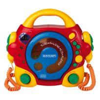 Music Star - Lecteur CD 2 micros