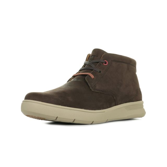 2256df30f6be32 Caterpillar - Theorem Mid Coach - pas cher Achat / Vente Boots homme ...