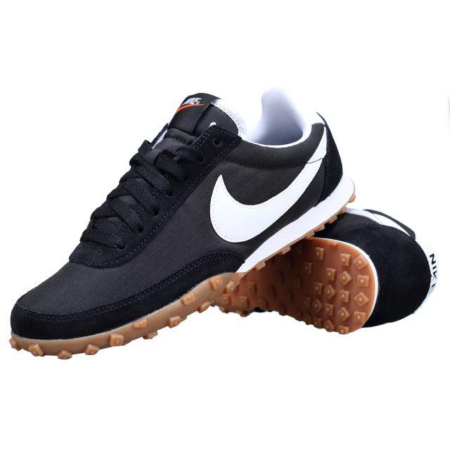 Nike Basket Waffle Racer 17 876255 002 Noir pas cher