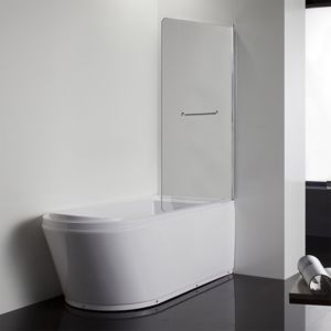 gallery of creazur pare baignoire x cm mm murphy with pare baignoire sans percage. Black Bedroom Furniture Sets. Home Design Ideas