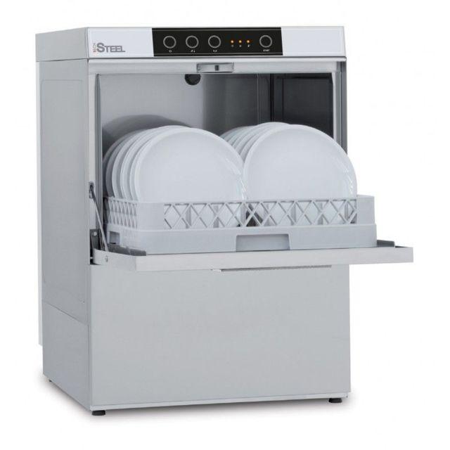 Colged Lave-vaisselle professionnel avec pompe de vidange - 5,4 kW - Triphasé 400V triphase