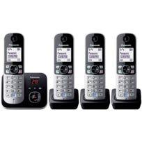Panasonic - Kx-tg6824 Téléphones Sans fil Répondeur Ecran