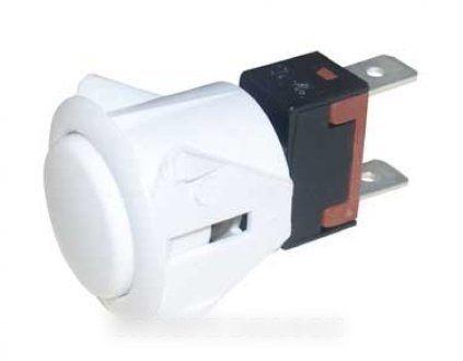 Electrolux Interrupteur eclairage unipolaire blanc pour cuisiniere
