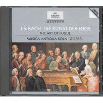 Archiv Produktion - Johann Sebastian Bach - Art de la fugue extraits
