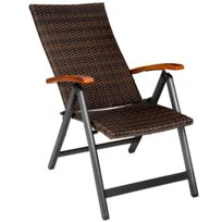 Chaise pliante aluminium - catalogue 2019 - [RueDuCommerce ...