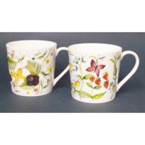 Just Mugs - Lot de 6 mugs Dorset Wild Hedgerow