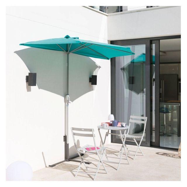 HESPERIDE   LE DEPOT BAILLEUL   Demi parasol Serena coloris