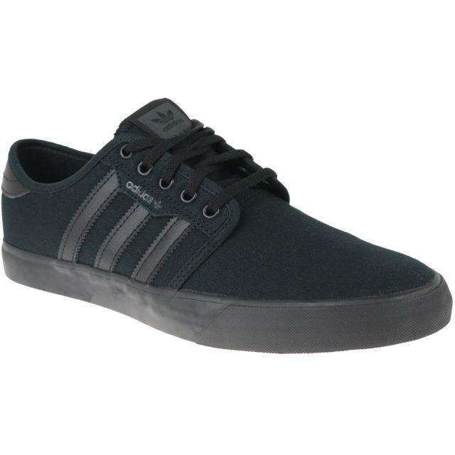 Adidas originals Chaussures Seeley BleuCaramel pas cher
