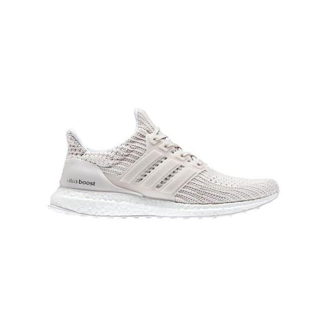 Adidas - Chaussures Ultra Boost bleu clair gris blanc