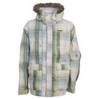 FoursQuare - Veste hiver Snowboard Ski jacket Omar Eddie Plaid