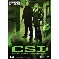 Koch Media Srl - Csi - Crime Scene Investigation Stagione 02 Episodi 01-12 IMPORT Italien, IMPORT Coffret De 3 Dvd - Edition simple