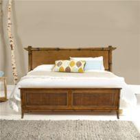 Tete de lit bois 140 cm achat tete de lit bois 140 cm pas cher rue du commerce - Tete de lit rue du commerce ...