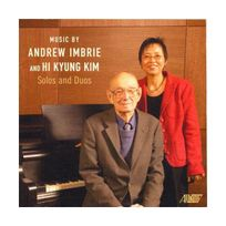 Albany Records - Imbrie, Kim : Music by Andrew Imbrie & Hi Kyung Kim