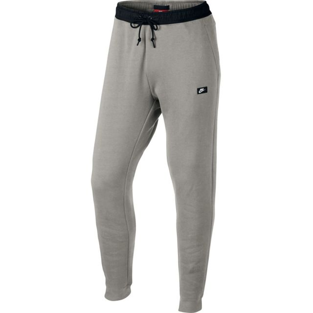 nike pantalon homme gris