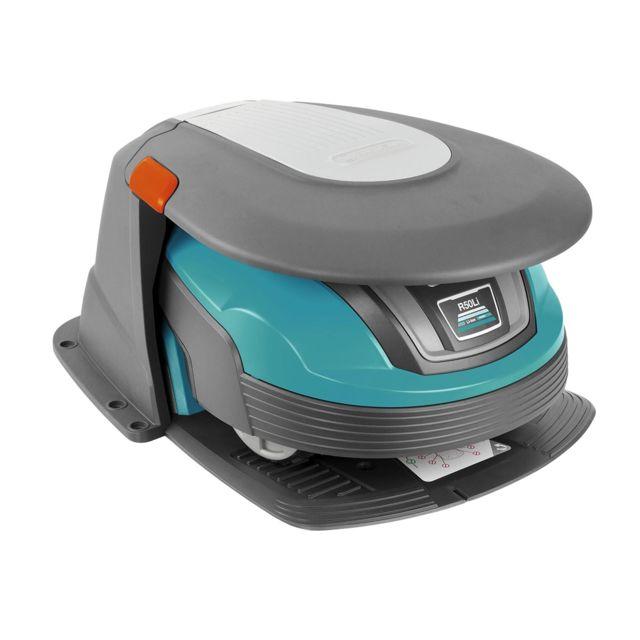 gardena abri pour robot tondeuse r40li et r70li pas cher achat vente consommables pour. Black Bedroom Furniture Sets. Home Design Ideas