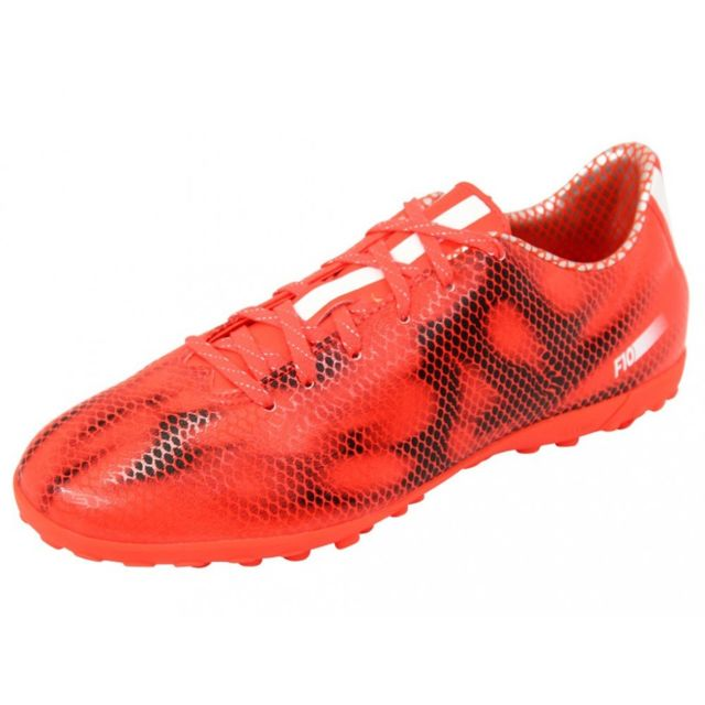 Adidas F10 TF M RED Chaussures Football Homme