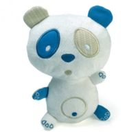 Pandi Panda - Peluche Bleu