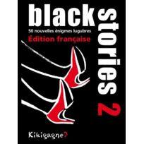 Kikigagne? - Jeux de société - Black Stories 2 Vf