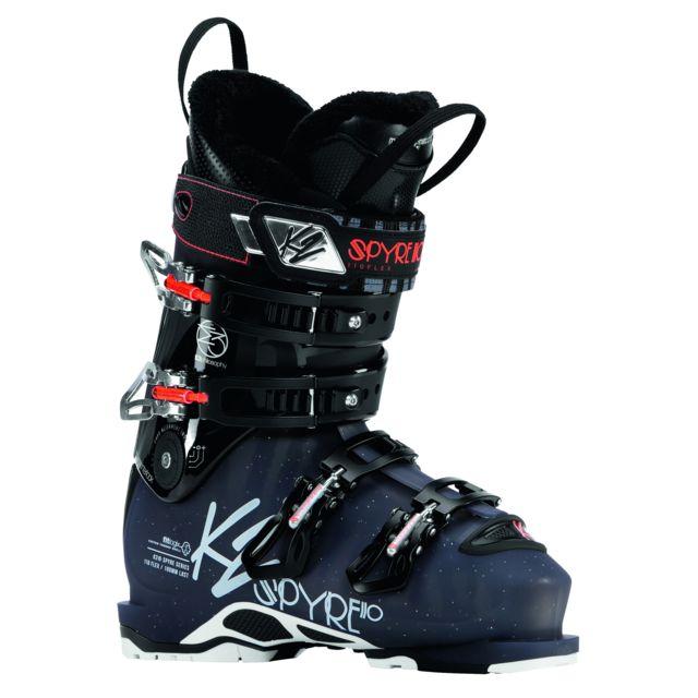 K2 - Chaussure De Ski Spyre 110 Sv Noir Femme