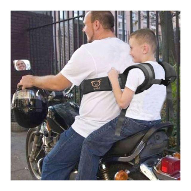 d06adc0813a6 Aok - Ceinture de sécurité enfant pour vélo, moto, scooter - pas ...