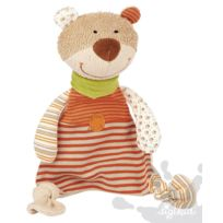 Sigikid - Doudou ours Organic Collection