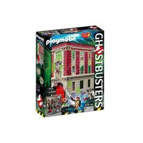 Playmobil - 9219 Quartier G?n?ral Ghostbusters