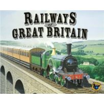 Eagle Games - Fred Distribution - Railways Of England And Wales