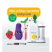 """BEABA - Livre de recettes Babycook """"Mes P'tites recettes"""" 13-24 mois - Beaba"""