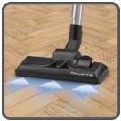 Performance de nettoyage sur sols durs: A