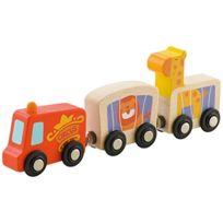 Sevi - 82911 - VÉHICULE Miniature - Mini Caravane Cirque