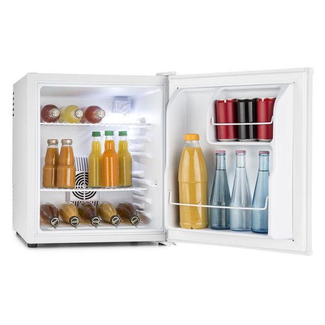 KLARSTEIN MKS-8 Minibar Réfrigérateur à boissons encastrable 40L classe A -blanc