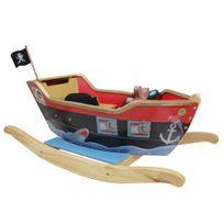 Teamson Kids - Bateau pirate basculant