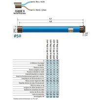 Somfy - Moteur double isolation pour volet roulant Altus 50 Rts C2 Zf64 25/17Somfy