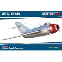 Eduard - Super44 1:144 - Mig-15BIS DUAL Combo EDK4442