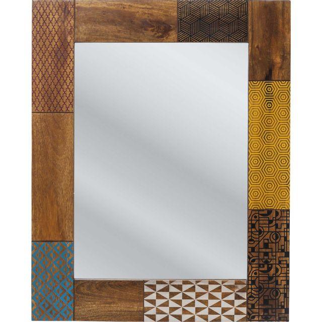 Karedesign Miroir Soleil 100x80 cm Kare Design