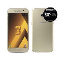 Samsung - Galaxy A3 2017 - Or
