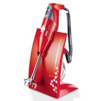 Bamix - Mixeur M200 Swissline Rouge Mx100080-Mixeur M200 Swissline par