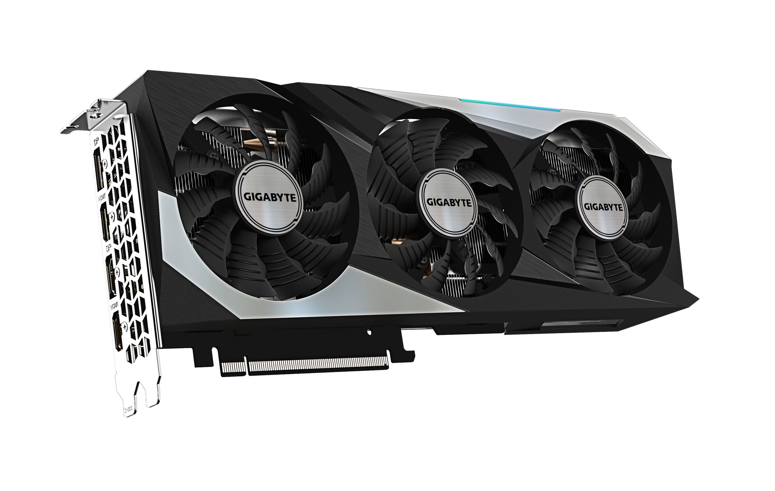 Carte graphique GeForce RTX 3070 Gaming OC 8 Go Gigabyte